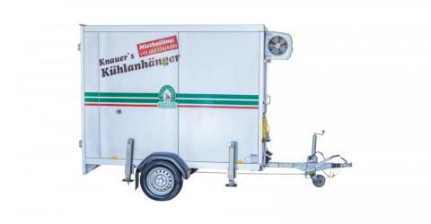 Kühlanhänger Metzgerei Knauer